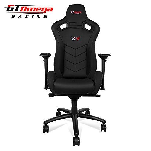 GT Omega Deporte Asiento de Silla de Oficina de Piel ...