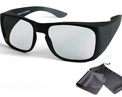 5f574f43fd Gafas 3D para sobreponer pasiva para RealD - un montaje/sobrepuesto pa