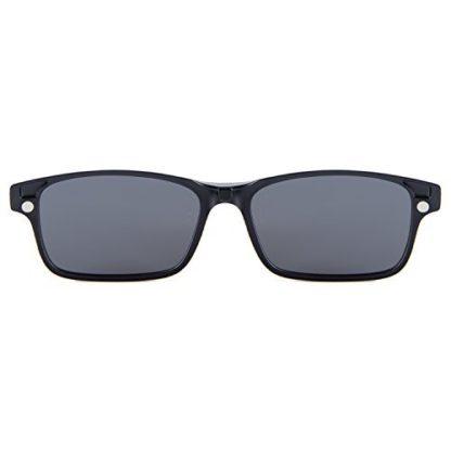 61b04f1c8bc7d Cyxus filtro de luz azul gafas (lente transparente) con clip on polarizado  ...